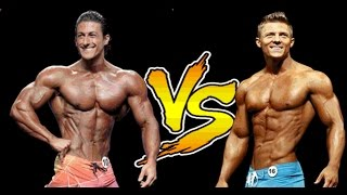 Steve Cook vs Sadik Hadzovic - Best Fitness Models