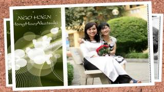 Beautiful in White - Ngo Thi Thu Hien - YouTube