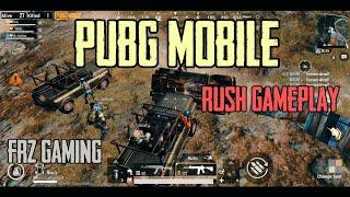 3 Man Squad | Rush Gameplay | Oneplus 5t | Pubg Mobile