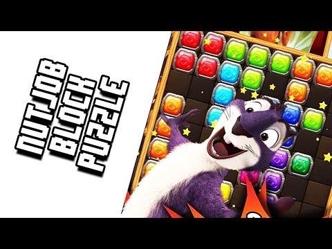 NutJob Block Puzzle | GANG WIEWIÓRA 2 GRA ( Darmowe Gry Na Telefon )