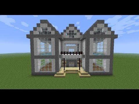 как сделать дом в майнкрафте
