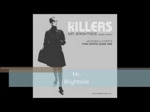Mr. Brightside (Single Version)-The Killers