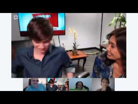 FOX 11 Google+ Hangout: Freddie Highmore on Bates Motel & British Accents