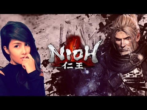 Nioh | FIRST TIME PLAYING | What Is This Game??? | Come Say Hello :3