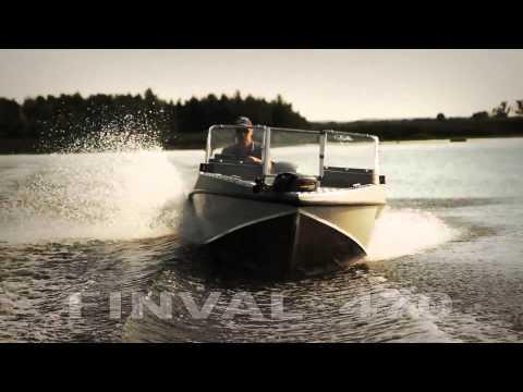 лодка finval 440 цена