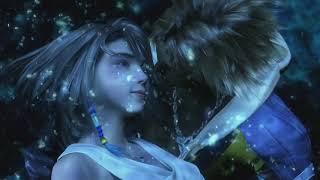 Final Fantasy X - Underwater Date Scene