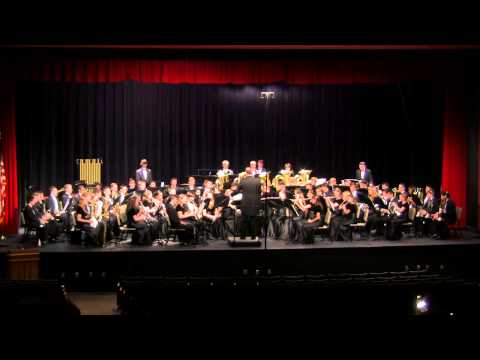 Strange Humors (John Mackey) – Stone Bridge Wind Symphony – 2013 District Assessment