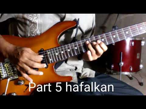 TUTORIAL MELODI INDAH PADA WAKTUNYA Dewi Persik || Video Cover Tutorial Melodi Dangdut Termudah