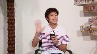 [UNIONBAY] 2014 SUMMER AD_INTERVIEW 이현우