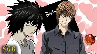 Lawlight - Love and Death Note?