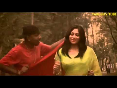 Bangladeshi Actress Popy Hot Saree Navel Song Hd] (hd) video