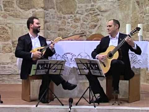 SARTORI - LULTIMO ADDIO - Tiziano Palladino al mandolino e Isidoro Nugnes alla chitarra