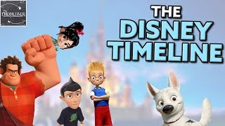 Wreck-It Ralph is CONNECTED to Bolt and Meet the Robinsons! - The Disney Timeline [REVISED THEORY]