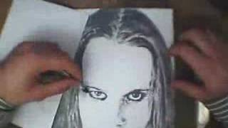 Alexi Laiho - Speed Drawing