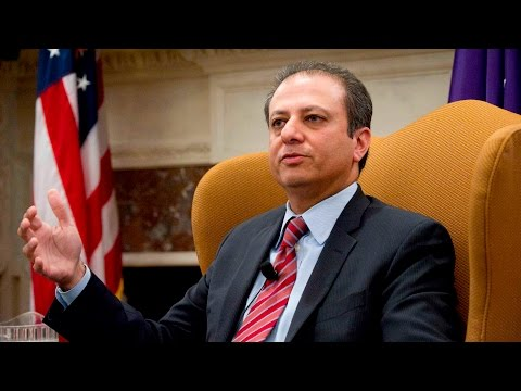 The Forum: A Conversation with US Attorney Preet Bharara