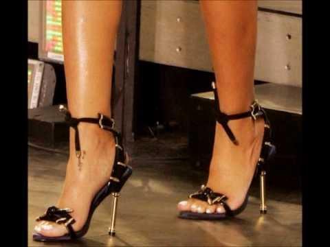 Rihanna Feet/Füße