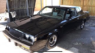 "1987 ""SOLD"" Buick Grand National $18,900 Maple Motors"