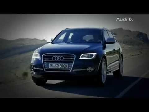 Audi SQ5 TDI 2013 промо-видео