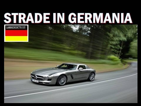 ADESSO PARLI ANCORA ? (on the Germany road)