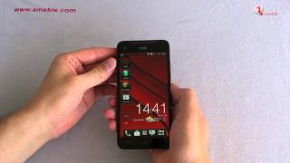 HTC Butterfly - Hands on