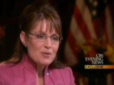 US Governor Sarah Palin mixes up her words on Miss Teen America!