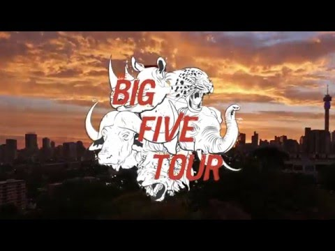 The etnies Big Five Tour