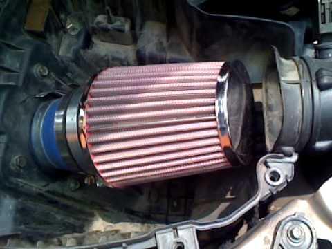 Dodge Neon 2000 Custom Air Filter Short Ram K Amp N Youtube