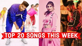 Top 20 Songs This Week Hindi Punjabi 2018 (December 2) | Latest Bollywood Songs 2018