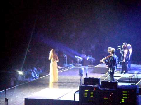 Celine Dion- My Heart Will Go On (Live  Sydney Acer Arena)