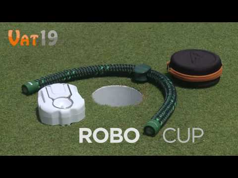 Want to putt better? Get the RoboCup ball return robot.