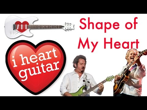 Shape of My Heart - Lee Ritenour, Steve Lukather and Andy McKee