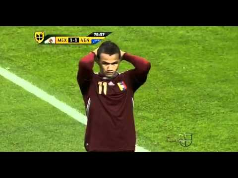 Mexico vs. Venezuela 3 1 1 25 12 Goals Highlights World Cup Qualifying HD