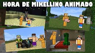 Todas las animaciones de Hora de Mikellino