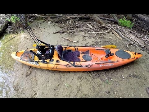 Kayak Setup 2014