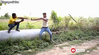 Funny comedy videos 2019 😂😂 episode 15 by khurapati fun
