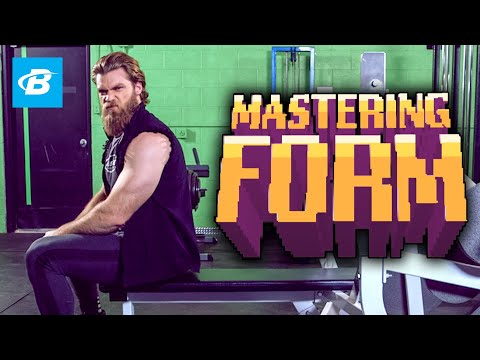 Mastering the Golden Five Exercises (1-1) | Buff Dudes: Journey for the Goblet of Gains