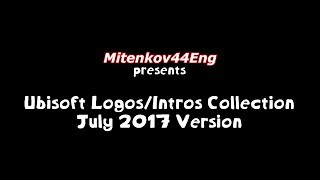 Ubisoft Logos/Intros Collection July 2017 Edition (demonstration version)