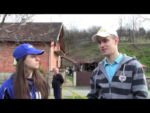 KapljiceTV - 7 anonimusa - XV. križni put mladih Požeške biskupije 2013.g.
