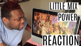 Little Mix Power Official Video ft Stormzy REACTION