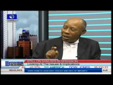Business Morning: Financial Experts Support President's Action