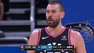 Toronto Raptors vs Orlando Magic - Full Game 3 Highlights | April 19, 2019 NBA Playoffs