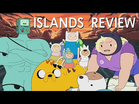 Islands Miniseries Megareview (Adventure Time S8E20–27)