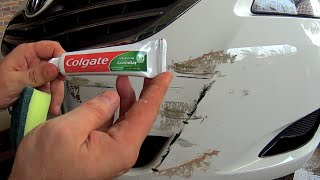 wahane ilunaada menna kramaya  - How to remove scratches at home