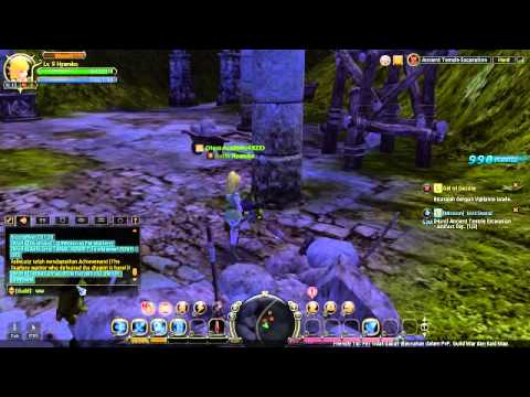 Dragon Nest ngangkang-ngangkang part 1