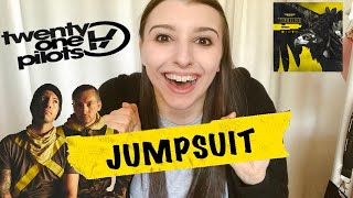 TWENTY ONE PILOTS - JUMPSUIT [OFFICIAL VIDEO] - REACTION!