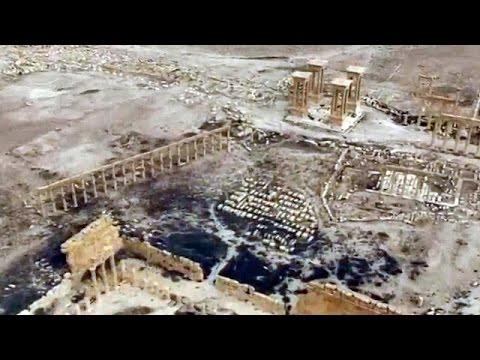 """Putin: """"Palmira kentinin mayından temizlenmesine yardım edeceğiz."""""""