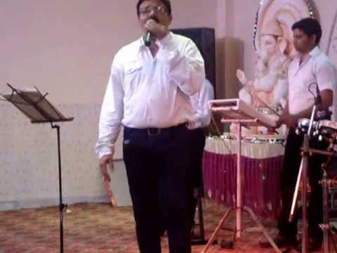 Tujhe suraj kahu ya chanda by Rajeev-Rajeev saxena musical groupKanpur...