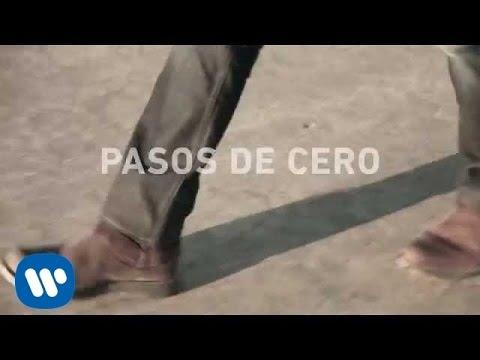 Pablo Alborán Pasos de cero Lyric video
