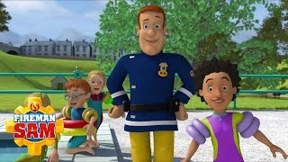 Fireman Sam Official: Running by the Pool