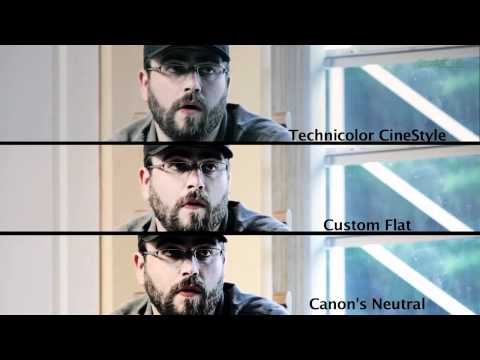 CineStyle for Better Images and Best Export Settings for Web! - Film Riot